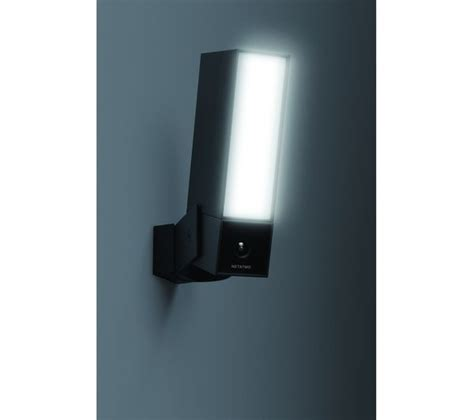 outdoor light with camera buy netatmo presence outdoor security camera with light