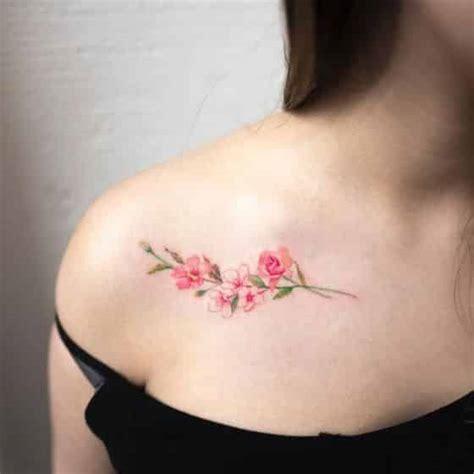 imagenes hot flor peña tatuajes de flores distintos dise 241 os hombres mujeres y sus