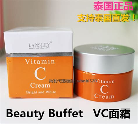 Lansley Vitamin C Buffet 1 thailand for buffet lansley vitamin c 30g vc fade pigment spots ance treatment anti
