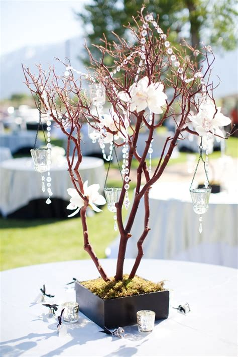 118 Best Images About Manzanita Branches On Pinterest Decorative Branches For Wedding Centerpieces