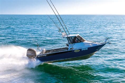 best aluminum fishing boats reviews surtees 700 gamefisher hardtop review australia s