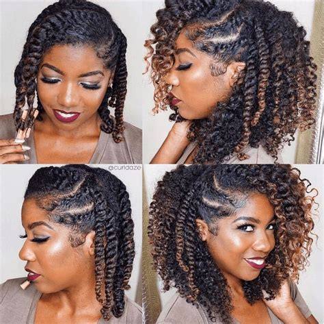 Flat Twist Out Hairstyles For Hair by 493 Best Images About Curly Hairstyles For Black On