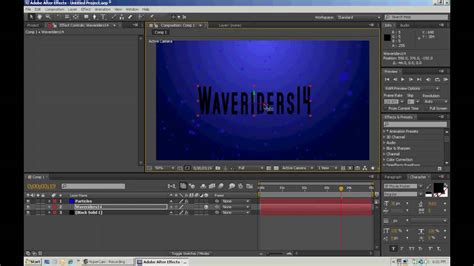 tutorial after effects background adobe after effects tutorial particle background youtube