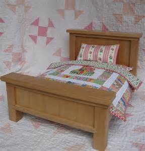 bed dolls farmhouse doll bed and quilt q is for quilter