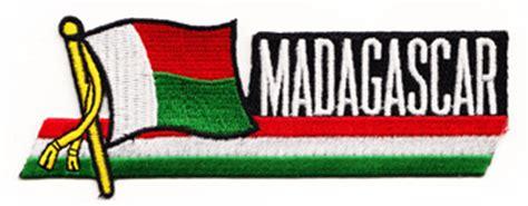 Madagascar Wall Stickers buy madagascar cut out patch flagline