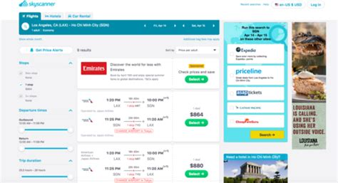 best airfare search the 10 best and worst airfare search