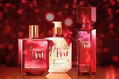 Bath And Body Works Shower Gel Review bath amp body works forever red perfume fruity floral