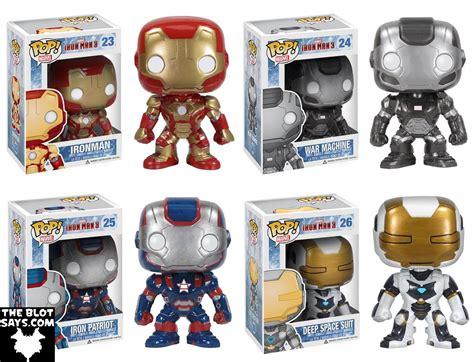 Funko Pop Iron 42 Marvel Iron 3 Berkualitas Pz C 42