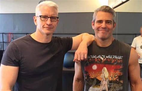 Blind To Reality Anderson Cooper And Andy Cohen Put On A Gun Show