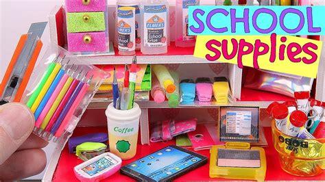 supplies  diy watermelon school supplies