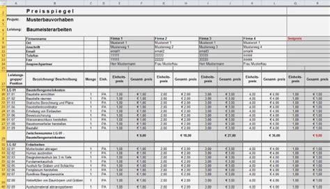 angebot hausbau leistungsverzeichnis erstellen in eigenregie so gehts