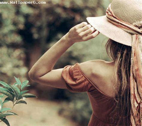 wallpaper girl cap download stylish cap sad girls wallpapers for your