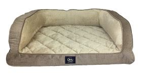 memory foam dog bed review