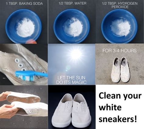 25 best ideas about cleaning shoes on clean