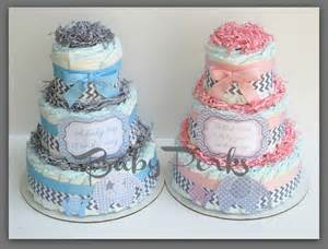 baby of mine cake pink and grey baby shower by msperks