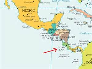 map of south america with equator thanks mail carrier dreaming of costa rica vacations