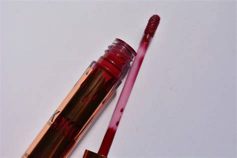 Koko Kollection Single Liquid Lipstick cosmetics koko kollection gorg liquid lipstick review