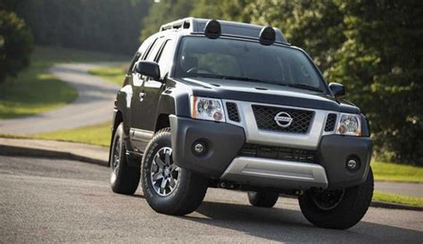 nissan xterra towing capacity price exterior
