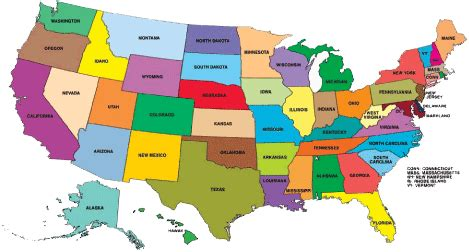 map of us states that can be colored us map to color clipart best