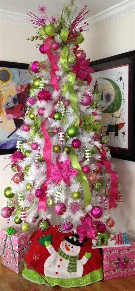 pink and green tree decorations top 40 pink trees celebrations