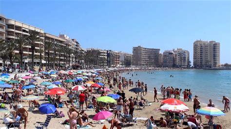 best costa blanca the best beaches in torrevieja costa blanca south spain
