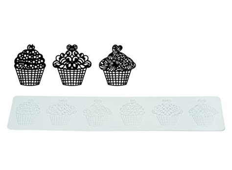 silikon matte bake a cake silikon matte tricot decor cupcakes