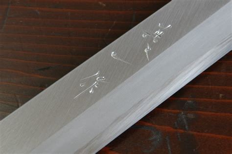 list of kitchen knives professional kitchen knives list watanabe blade