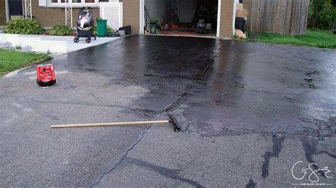 When Should You Seal A New Asphalt Driveway Tcworks Org