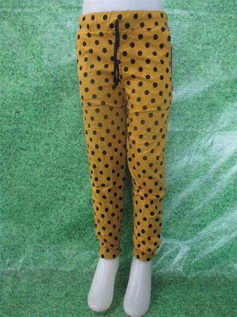 Pakaian Anak Perempuan Celana Cp004l jogger anak kirey pusat grosir baju pakaian murah