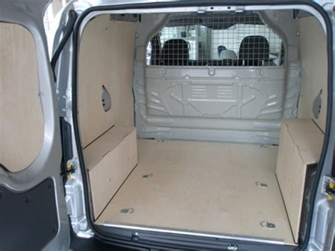 Home Interiors And Gifts Inc Citroen Berlingo New 2008 On Van Ply Lining Kit Vanstyle
