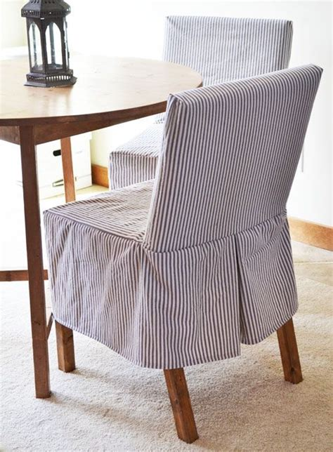 Ready Made Dining Room Chair Covers 25 Best Ideas About Parsons Chair Slipcovers On