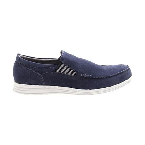 Dr Kevin Sepatu Sandal Pria 1640 Hitutih jual dr kevin suede shoes sepatu pria 13232 blue