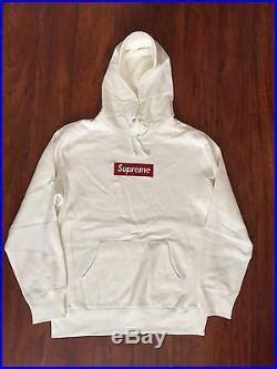 Big Size Kaos Supreme T Shirt Supreme supreme white box logo hoodie size large