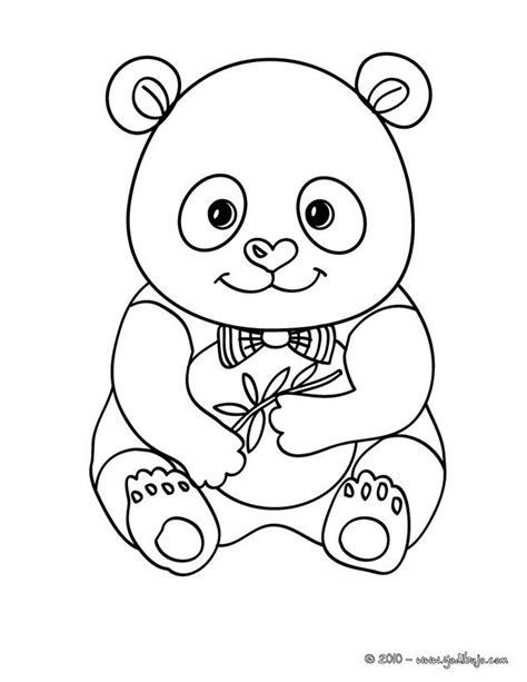 imagenes para pintar tamaño carta las 25 mejores ideas sobre dibujos de osos panda en