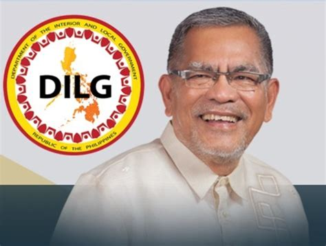 Of Interior And Local Government Philippines by Ca Confirms Sueno As 16th Dilg Chief