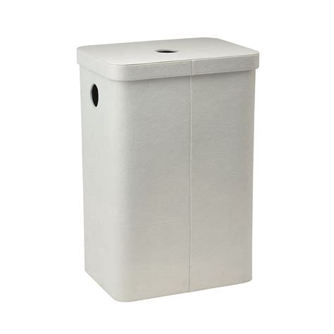 bathroom laundry bins buy aquanova imago laundry bin light grey amara