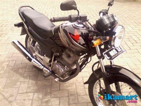 Jual Motor Mega Pro jual mega pro 2009 mulus surabaya motor bekas honda megapro