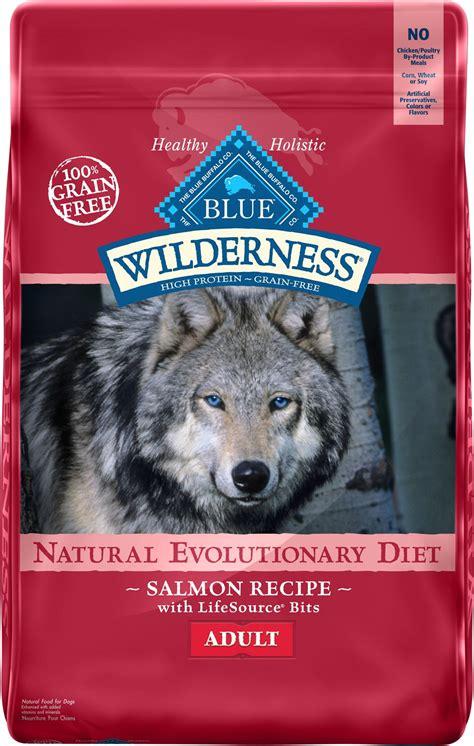 blue buffalo wilderness puppy food blue buffalo wilderness salmon recipe grain free