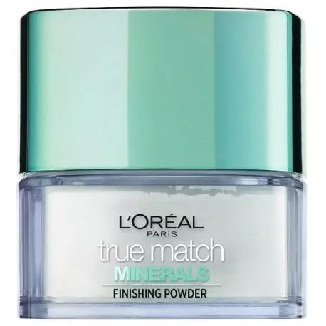 Loreal True Match Mineral loreal true match minerals finishing powder translucent