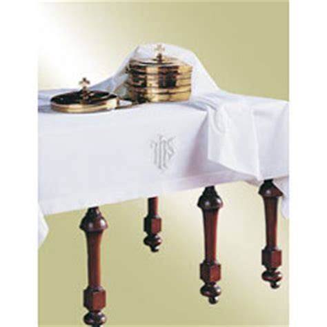 communion table cloths linens churchsupplies