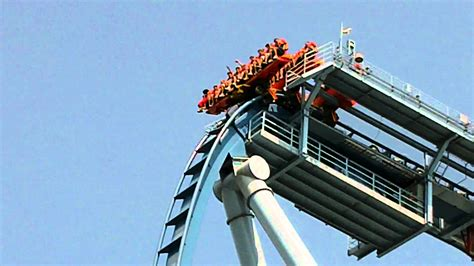 griffon roller coaster busch gardens sick drop
