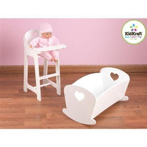 pattern for wood doll high chair my very own baby set by kidkraft 49 99 high chair tray