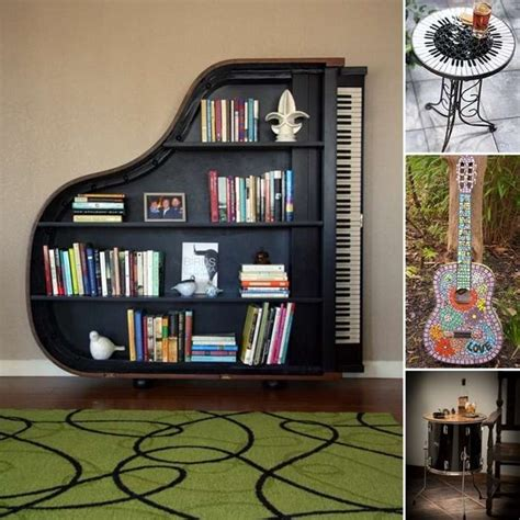 music home decor 10 awesome music inspired home decor ideas