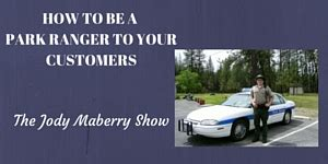 so you want to be a park ranger books how to be a park ranger to your customers jody maberry