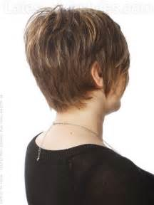 haircuts front and back views black women short pixie haircuts back view