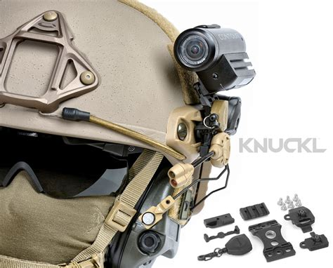 Helm Sepeda Tomount new unity knuckl helmet mount the firearm blogthe