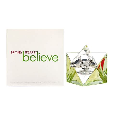 Britneys Newest Advert For Fragrance Believe by Believe By