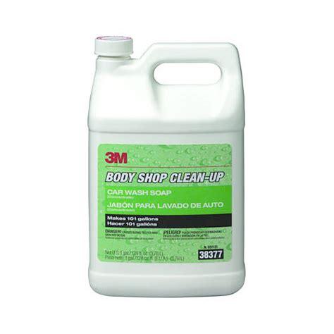 3m Car Wash Soap Sho Mobil Original 3m shop clean up auto car wash soap concentrate 1