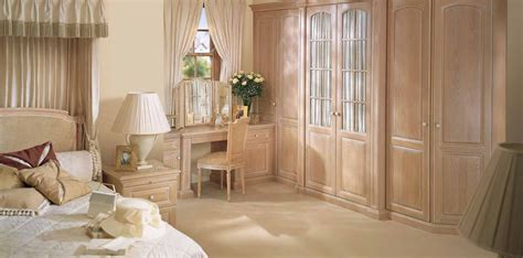 Limed Oak Bedroom Furniture Traditional Shades Of Oak Limed Fitted Bedroom Strachan