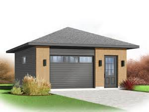 Simple Garage Design filed under 1 car garage plans detached garage plans featured